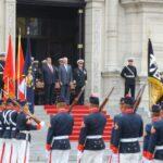 Kuczynski encabezó tradicional Cambio de Guardia (VIDEO)