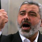 Ismail Haniya elegido como nuevo líder del movimiento islamista Hamás