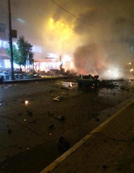 Cerca de 30 muertos en dos atentados en Bagdad