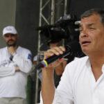 Ecuador: Hospitalizan a Correa por neumonía tras entregar presidencia