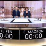 Francia: Decisivo debate por TV esta noche entre Macron y Le Pen por Presidencia