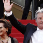 Francia: A los 81 años el legendario Alain Delon anuncia el fin de su carrera