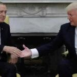 """Erdogan advierte a Trump que """"nunca"""" aceptará que EEUU arme a milicias kurdas (VIDEO)"""