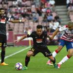 Liga Santander: Espanyol gana 2-1 a un Granada que acaba como colero