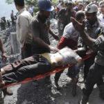 Irán: Explosión en mina de carbón deja 21 muertos, 69 heridos y 32 atrapados (VIDEO)