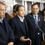 TC admite a trámite demanda de congresistas a ley contra transfuguismo