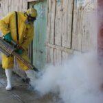 Más de 340,000 casas fueron fumigadas para evitar el dengue en Perú