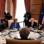 Borrador de cumbre del G7 establece límites a niveles de migración