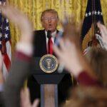 EEUU: Donald Trump sugiere acabar con las conferencias de prensa