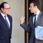 Hollande confirma que el traspaso de poderes a Macron será el domingo
