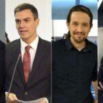 España: Baja partido de gobierno y suben PSOE y liberales, según sondeo