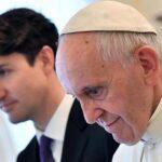 El Papa recibe a Trudeau por primera vez y hablan sobre resultados del G7