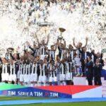 Juventus campeón por sexta vez consecutiva en Italia