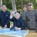 Corea del Norte difunde fotos que captó su misil balístico desde el espacio