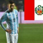 Lionel Messi podrá jugar contra Perú al retirarse sanción de la FIFA