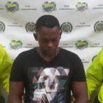 Colombia: Capturan sicario del temible clan Úsuga que asesinó a policía
