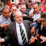 Brasil: Lula ingresó al tribunal para responder acusación de corrupción (VIDEO)