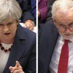 May y Corbyn responden preguntas del público en vísperas de elecciones