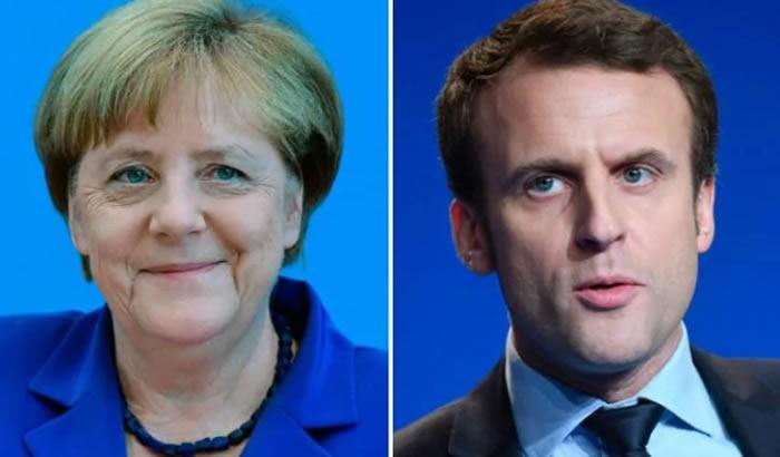 Así sufre Marine Le Pen su derrota en las elecciones presidenciales