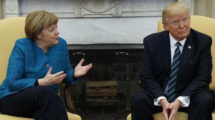Trump no cambia postura sobre cambio climático
