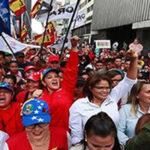 Venezuela: Mujeres marchan mañana por la paz y contra terrorismo