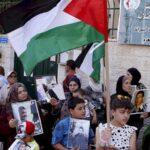 Presos palestinos en huelga piden a la ONU presione para mejorar condiciones