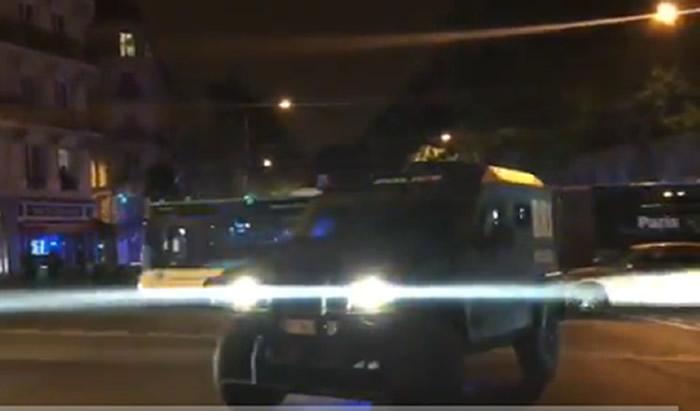 La estación del norte de París evacuada durante horas por operativo policial