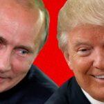 Putin está dispuesto a entregar transcripción de encuentro entre Trump y Lavrov