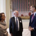 Pedro Pablo Kuczynski se reunirá en Madrid con Rajoy y el Rey Felipe VI