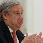 Guterres: Se necesitan líderes que defiendan la libertad de los medios