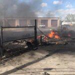 Nueva Jersey: Avioneta se estrella causando dos muertes e incendio