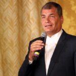 Correa pide justicia social en América al recibir honoris causa en Argentina