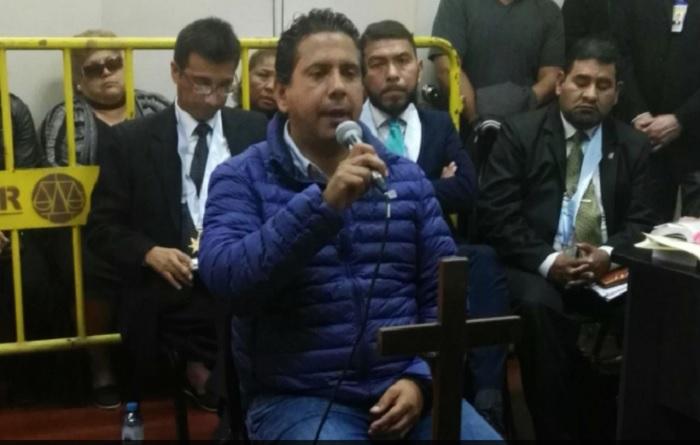 Guillermo Riera fue trasladado al penal de Lurigancho por caso Costa Verde