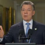 Colombia: Santos anuncia decretos para agilizar acuerdos de paz con las FARC