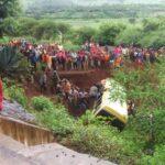 Mueren en accidente de autobús escolar 29 niños y 3 adultos en Tanzania