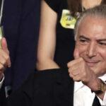 Brasil: Presidente Temer minimiza las protestas y dice que sigue avanzando