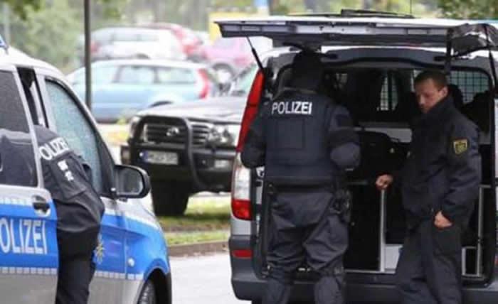 Policía alemana arresta a presunto terrorista sirio — AVANCE