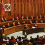 EEUU sanciona al presidente de Tribunal Supremo de Venezuela y a 7 jueces