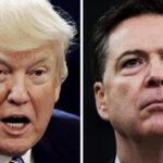 Trump : A Comey más le vale que no haya cintas de nuestrasconversaciones