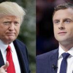 Macron contrapeso a negativa de Trump sobre el cambio climático (VIDEO)