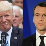 EEUU: Trump se reunirá con presidente francés Macron el 25 en cumbre de OTAN