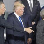 Donald Trump reitera críticas a los países de la OTAN (VIDEO)