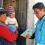 Minsa destaca importancia de vacunación contra enfermedades respiratorias