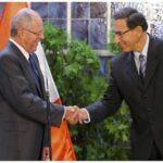 Martín Vizcarra agradece al presidente Kuczynski por su confianza