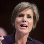 Sally Yates advirtió a la Casa Blanca que Flynn podía ser chantajeado