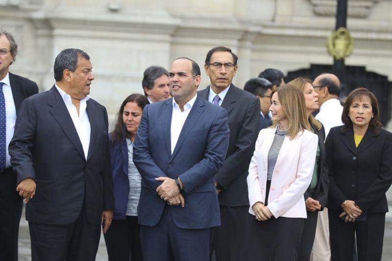 Mininter lamenta fallecimiento de dos policías en Ayacucho