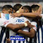 Alianza Lima golea 4-1 a Sport Rosario y es líder momentáneo del Torneo Apertura