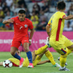 Rumanía remonta dos goles en contra y se impone por 3-2 a Chile