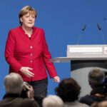 Alemania: Encuestas sitúan a Merkel 15 puntos por encima de socialdemócratas