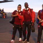 Selección peruana: La bicolor llega a Trujillo para enfrentar a Paraguay